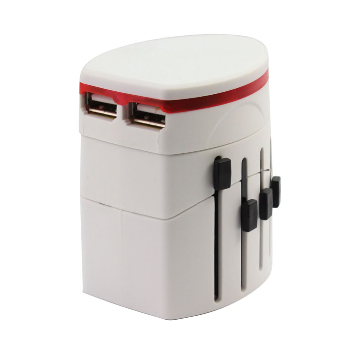 travel adaptor souvenir murah