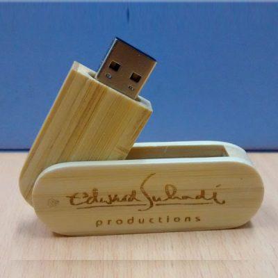 flashdisk kayu ukir