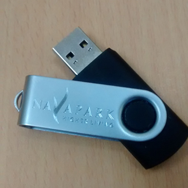 flashdisk swivel promosi