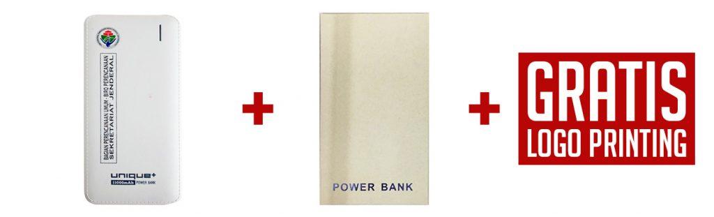 Jual Power Bank Souvenir Murah Hippo dan Vivan