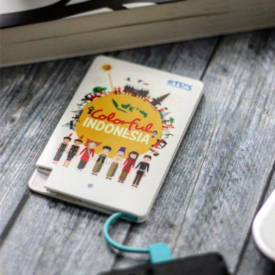 power bank kartu