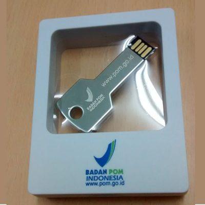 USB Flashdisk kunci murah dan berkualitas untuk branding merek bisnis