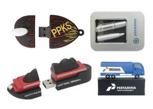 Flashdisk Kartu Custom Promosi