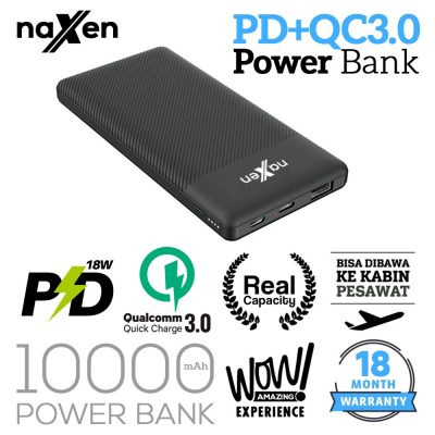 Power bank QC 3.0