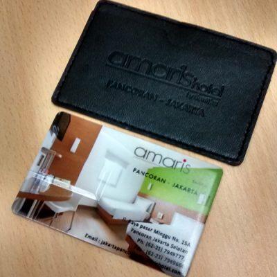Flashdisk unik berlogo murah dan berkualitas untuk branding hotel & resort Amaris