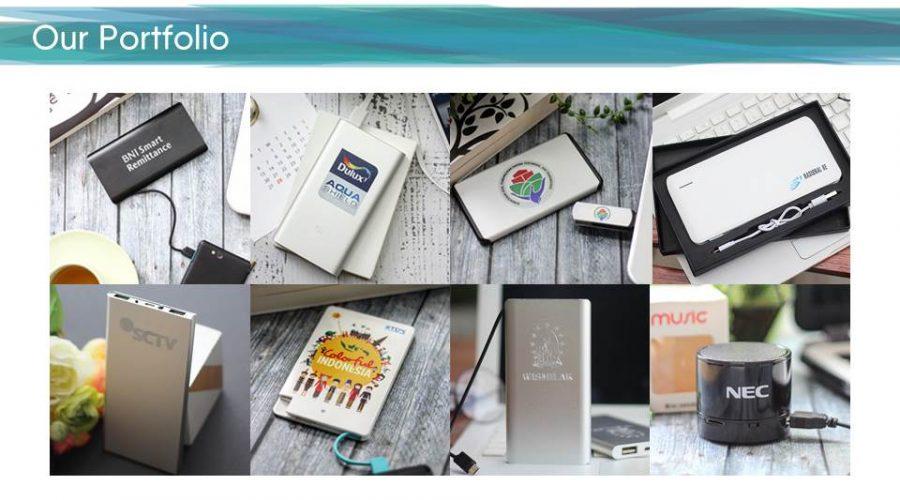 5 Contoh Souvenir Seminar Kit Perusahaan